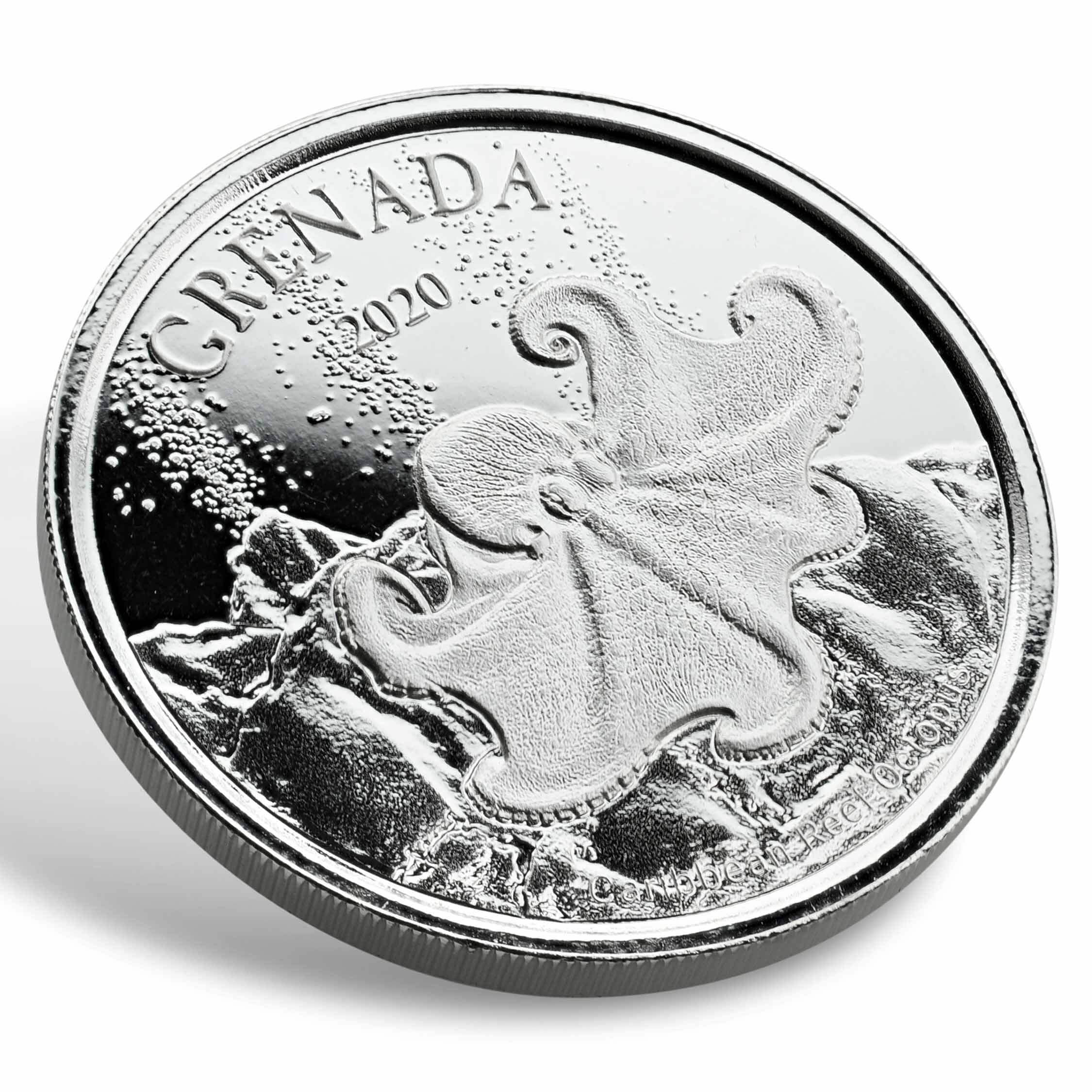 "2020 Ec8 Dominica ""hummingbird"" 1oz Silver Coin (copy)"
