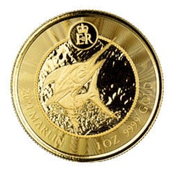 2020 Cayman Island Marlin 1 Oz Gold Coin (copy)